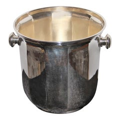 Silver 925 Ice Bucket by Vibec Milano