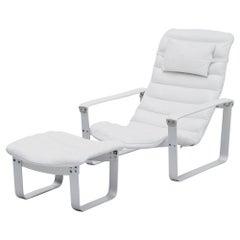Ilmari Lappalainen Pulkka Lounge Chair by Asko Finland 1968