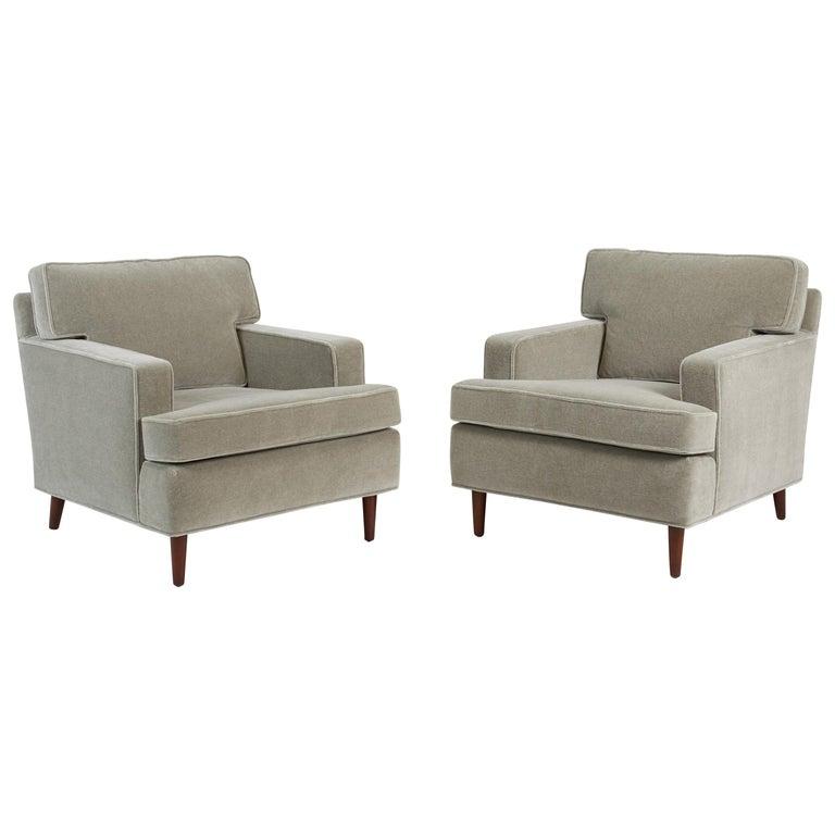 Dunbar Club Chairs by Edward Wormley