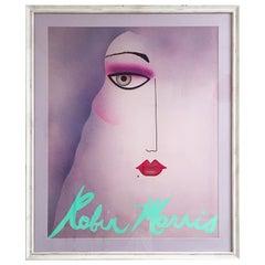 Beauty Portrait Poster by Robin Morris