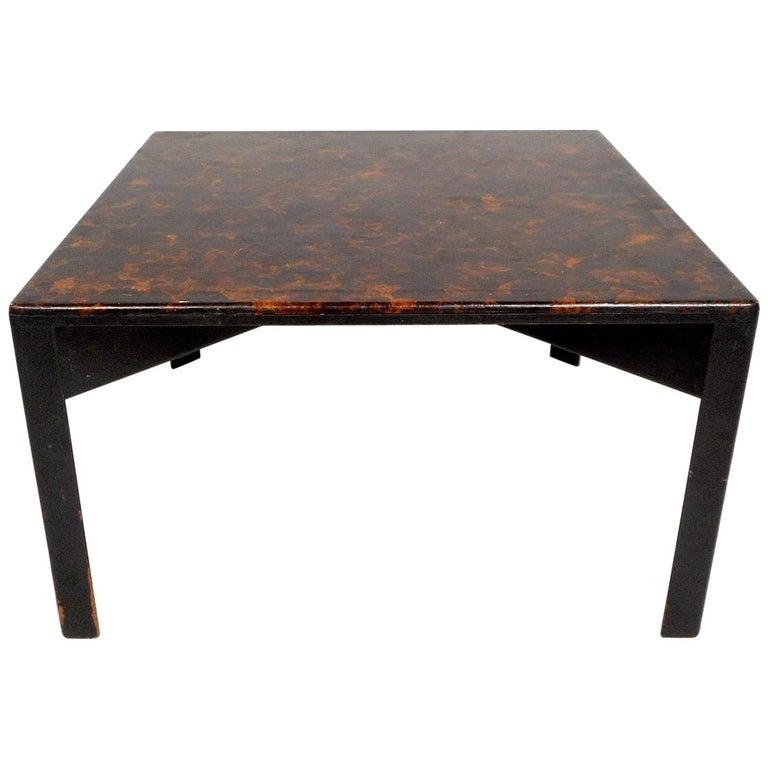 Mid-Century Modern Dunbar Coffee Table