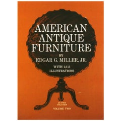 American Antique Furniture by Edgar G. Miller, Jr.