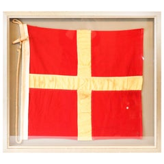 "International Maritime Signal Flag ""R"""