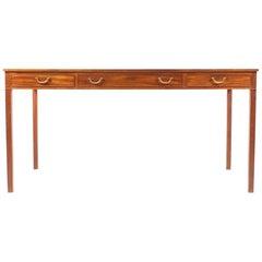 Elegant Desk Designed by Ole Wanscher