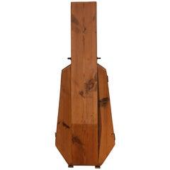 Antique Wooden Cello Case, Germany, circa 1910