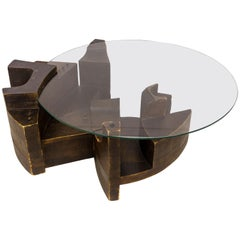 Nerone and Patuzzi Gruppo NP2 Coffee Table, circa 1970, Italy