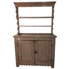 19th Century Pine Dresser