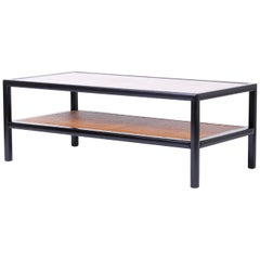 Baker Rectangular Two-Tiered Coffee Table