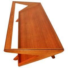 Sexy Midcentury Coffee Table Design by John Keal