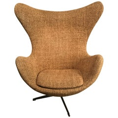 Egg Chair by Arne Jacobsen