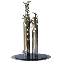 """Inox Sculpture """"Birds"""""""