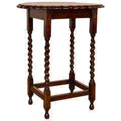 English Occasional Table, circa 1900