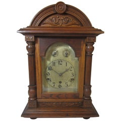 Junghans Westminster Chime Bracket Clock