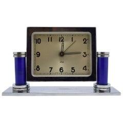 1930s Art Deco Alarm Clock by Jaz