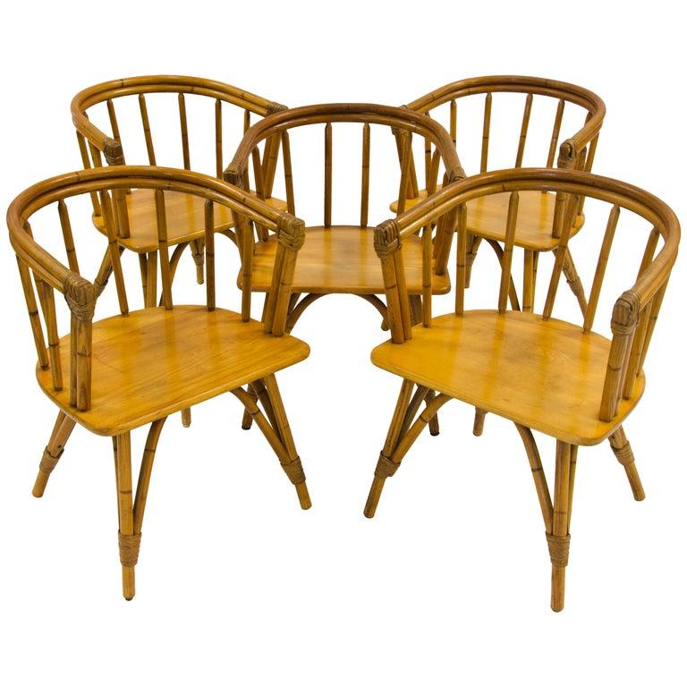 Heywood Wakefield Dining Room Furniture Set