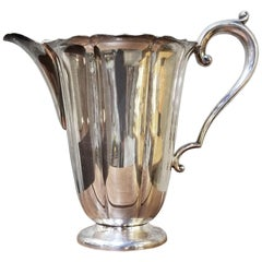Meriden & Co. Silver Plate Pitcher