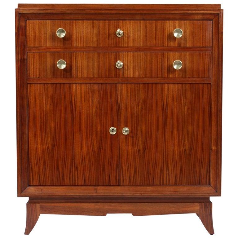 Art Deco Cabinet, circa 1930 For Sale