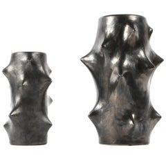 Knud Basse for Michael Andersen a Couple of Vases