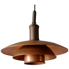 Poul Henningsen, PH 4/3 Pendent, Patented