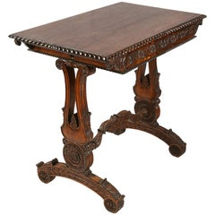 19th Century Anglo-Indian Side Table