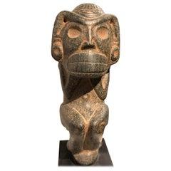 America's Ancestor Hallucinogenic God, 500 Years Old