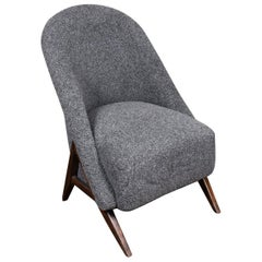 1950s Vintage Danish Chair