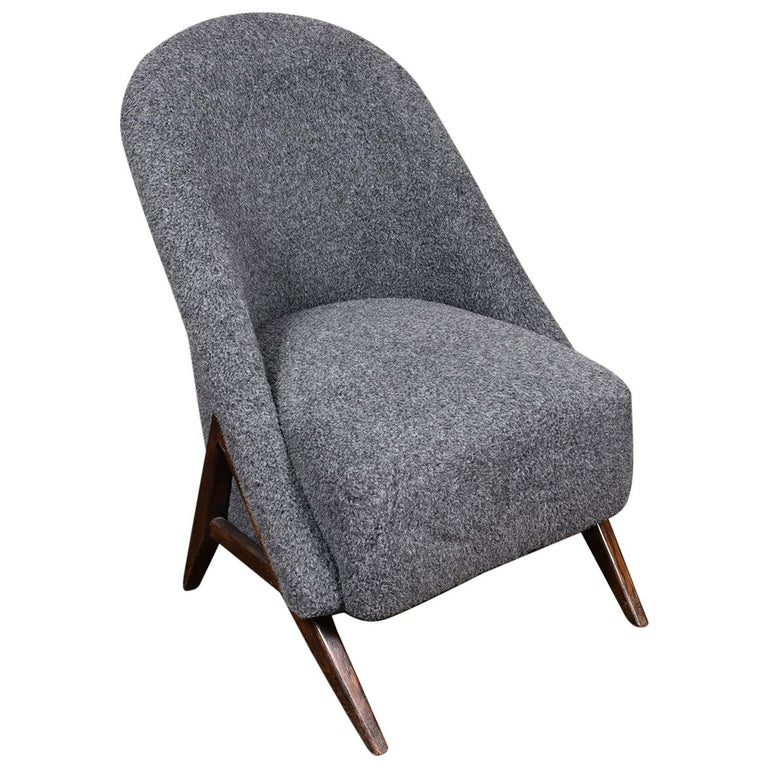 1950s Vintage Danish Chair For Sale