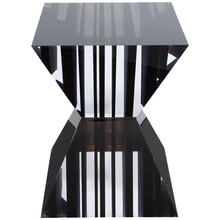 Pyramid Side Table