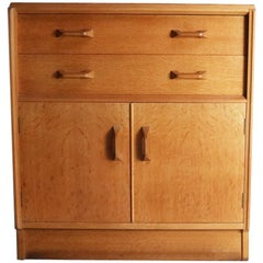 1950s-1960s Midcentury G Plan / E Gomme 'Brandon' Chest of Drawers