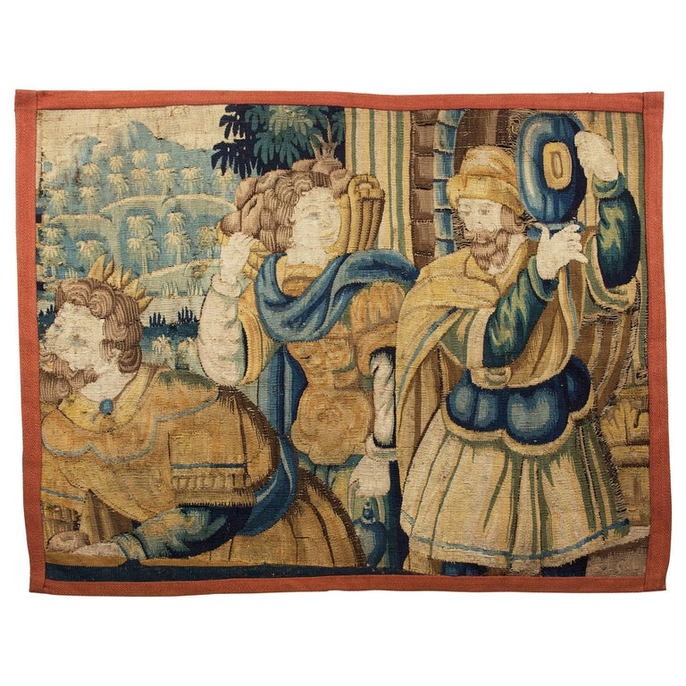 16th Century Brussels Tapestry, circa 1600