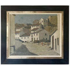 Willem Witjens, 1884-1962, Torremolinos, Spain, 1954