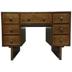 Frank Brangwyn a Rare Desk Originally Designed for the 1931 Pollard Exhibition