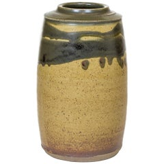 Large Stoneware Vase by Michael Casson, '1925-2003'