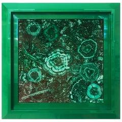 Malachite Gemstore Art by Element&Co