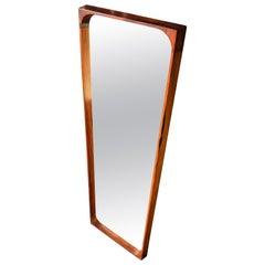 Arne Vodder Rosewood Mirror