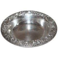 Sterling Silver Kirk & Sons Bon Bon Bowl