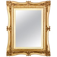 Early 20th Century Victorian Gilt Framed Mirror