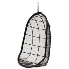 Sculptura Hanging Basket Chair by Russell Woodard Outdoor, Indoor Excellent