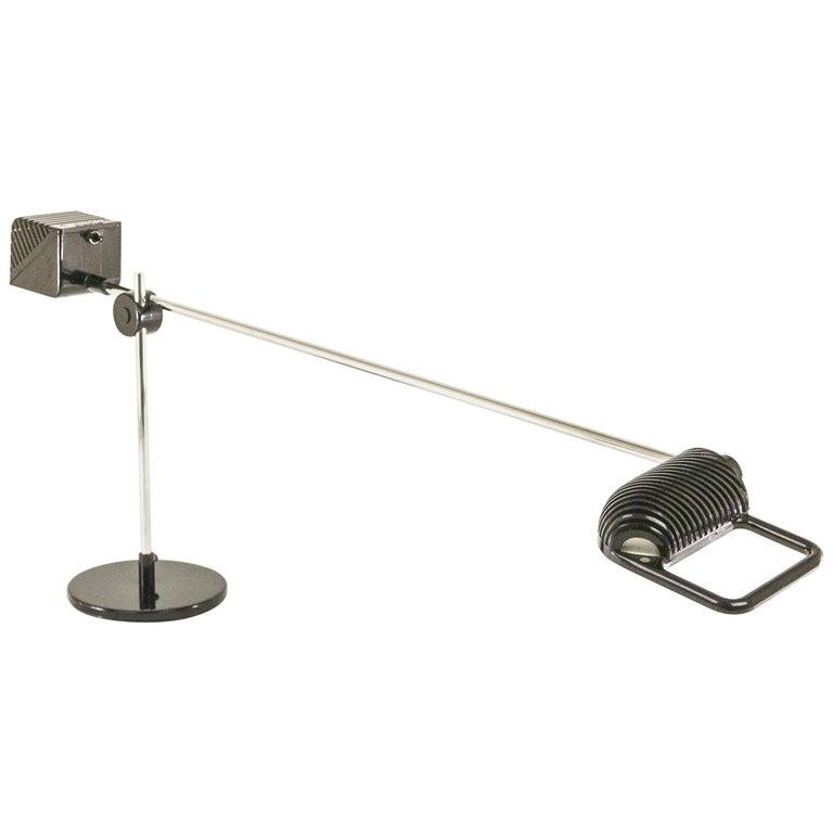 Maniglia Table Lamp by De Pas, D'Urbino and Lomazzi for Stilnovo, 1970s