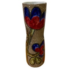Vase Cardus by Mari Simmulson for Upsala Eleby 1967