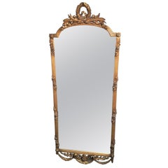 Classical Empire Gilt Mirror