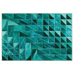 Tejo Handmade Decorative Tile Panel