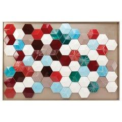 Mondego Handmade Decorative Tile Panel