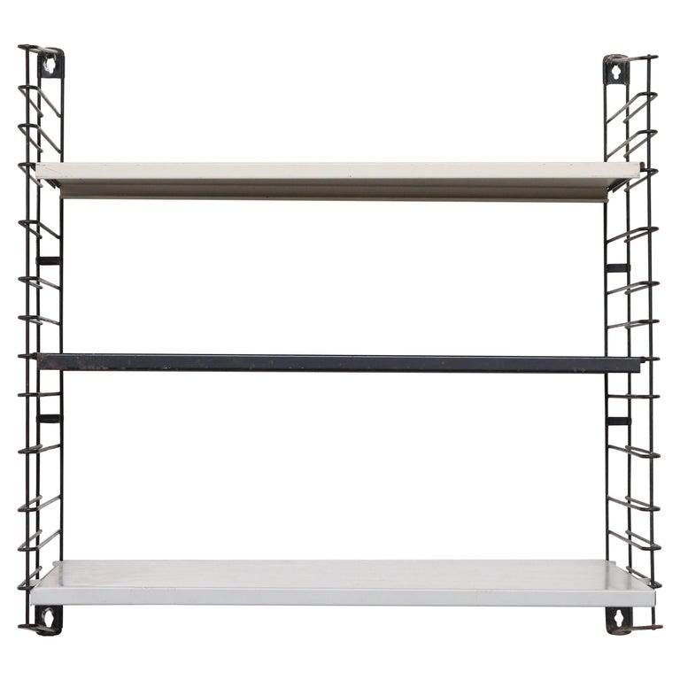 Tomado Industrial Desk Shelving Unit