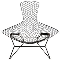 Midcentury Harry Bertoia Bird Chair