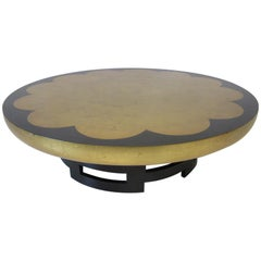 Kittinger Lotus Asian Style Regency Coffee Table