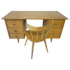 Paul McCobb Desk and Chair from the Planner Group