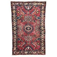 Nice Vintage Persian Hamadan Rug