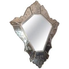 20th century Venitian Mirror, 1920s