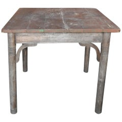 Thonet rustic table, circa 1920